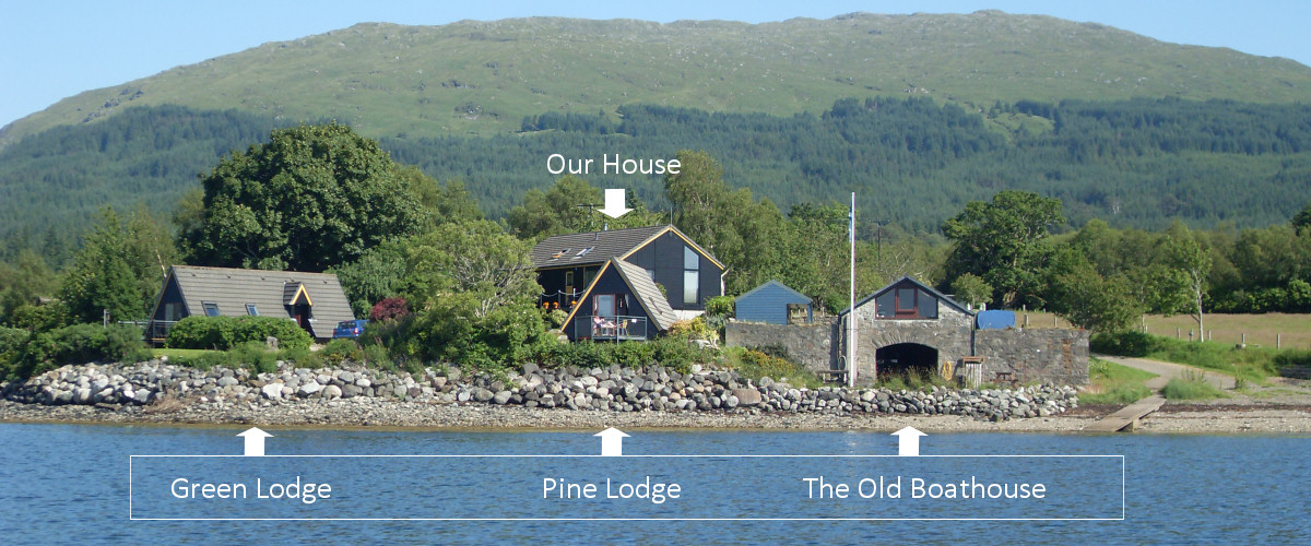 Lochside Lodges